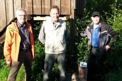 Karl A.,  Frank Müller,  Helmut Linnenbaum