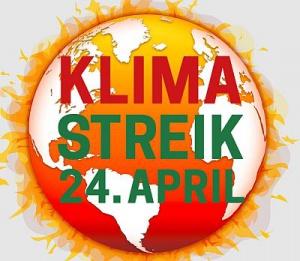 Logo Klima-Streik